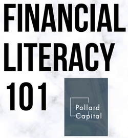 Financial Literacy 101 Flyer