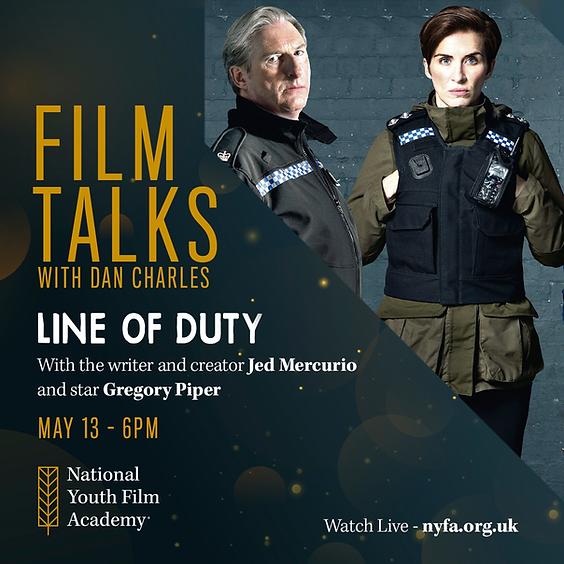 Film Talks - Line of Duty