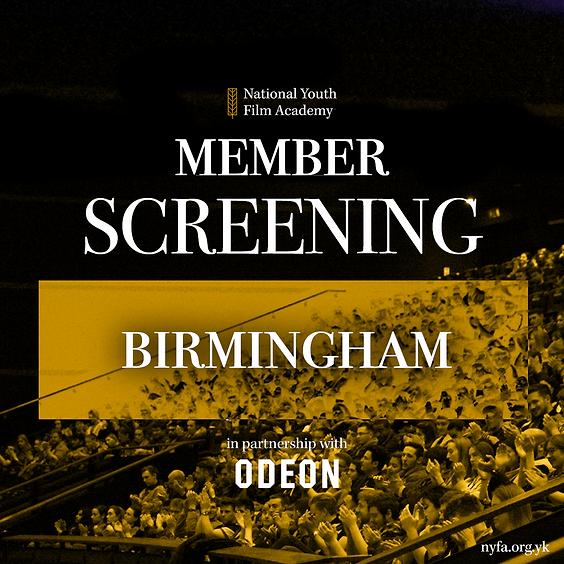 Member Screening - Birmingham