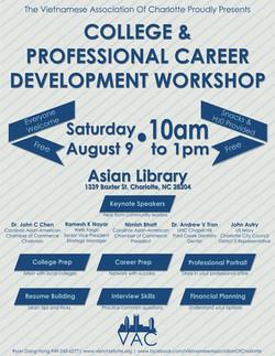 VAC College & Pro Career Dev Workshop