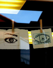 Eye for Ipswich Tower St Print Project