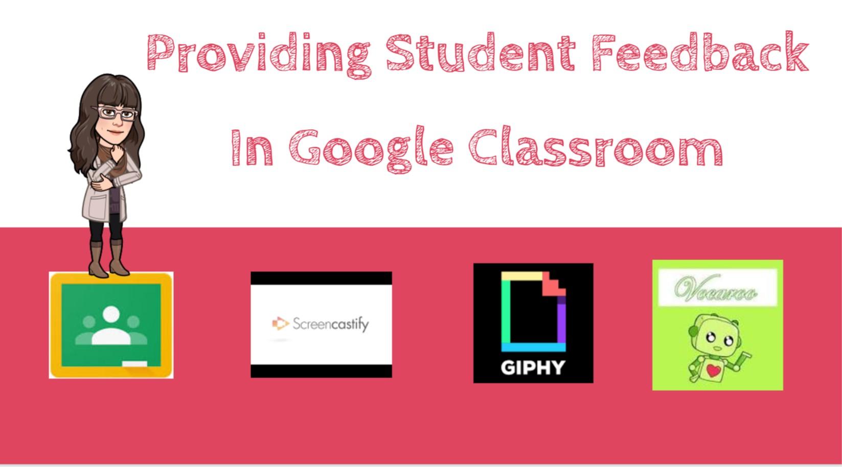 Providing Student Feedback