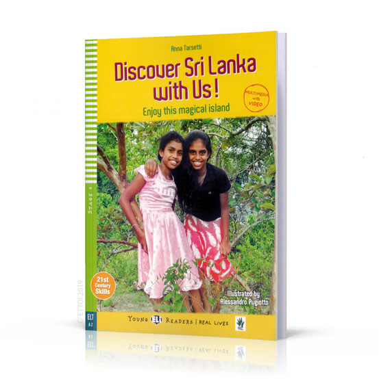 DISCOVER SRI LANKA WITH US