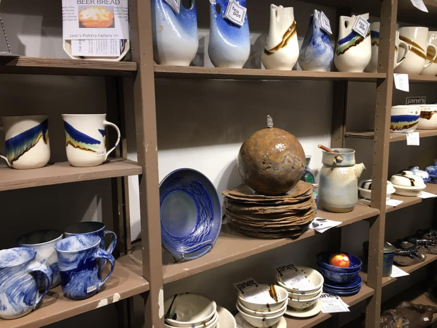 Jane's Pottery