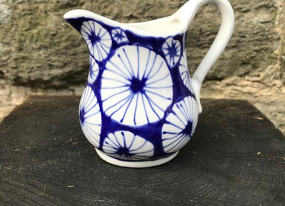 Blue Urchin Baby CurvyJug