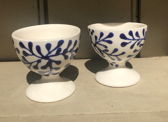 Mulberry Egg cups blue