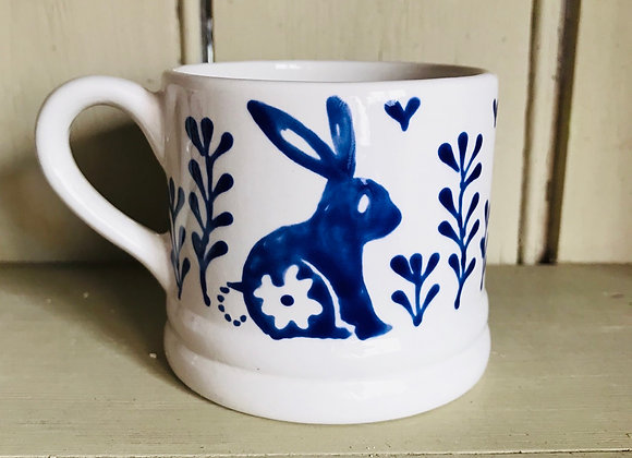 Blue Bunny Regular Mug