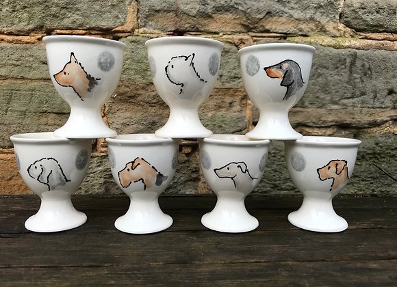 Dotty Dog Egg Cup