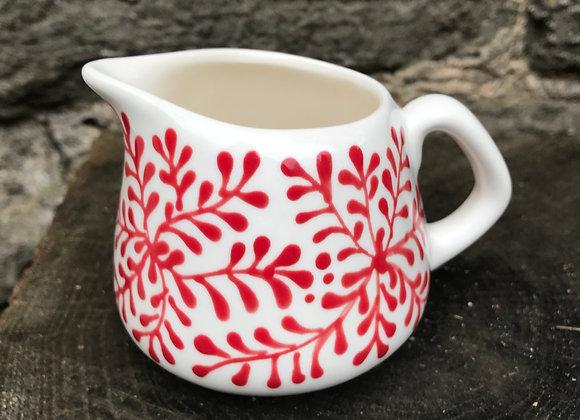 Mulberry red mini jug