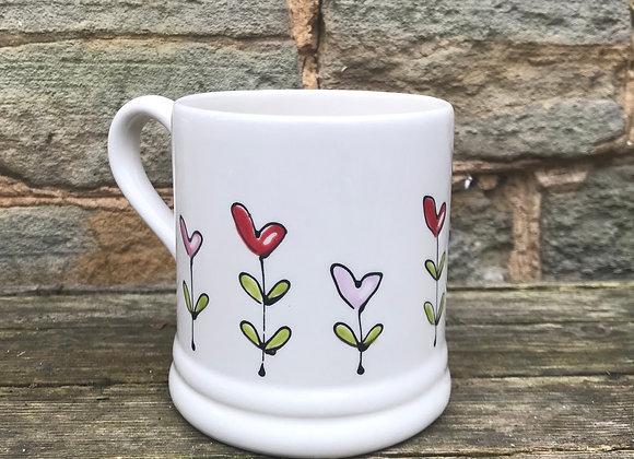 Love Grows regular mug