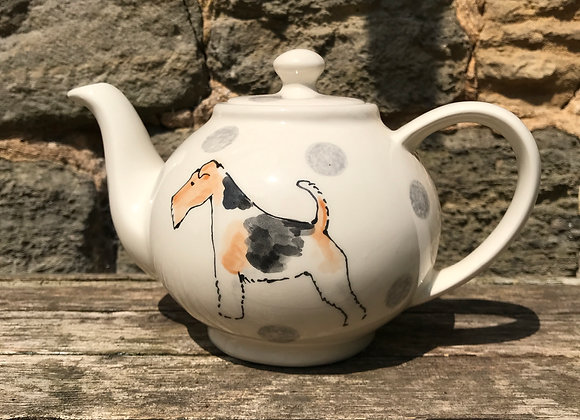 Dotty DogTeapot for 1