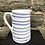 Thumbnail: Blue Stripe Medium Farmhouse Jug
