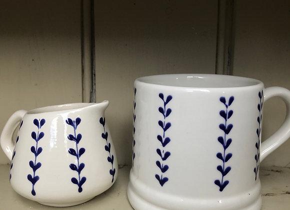 Orla regular mug blue
