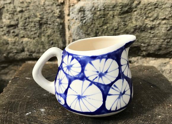 Blue Urchin mini jug