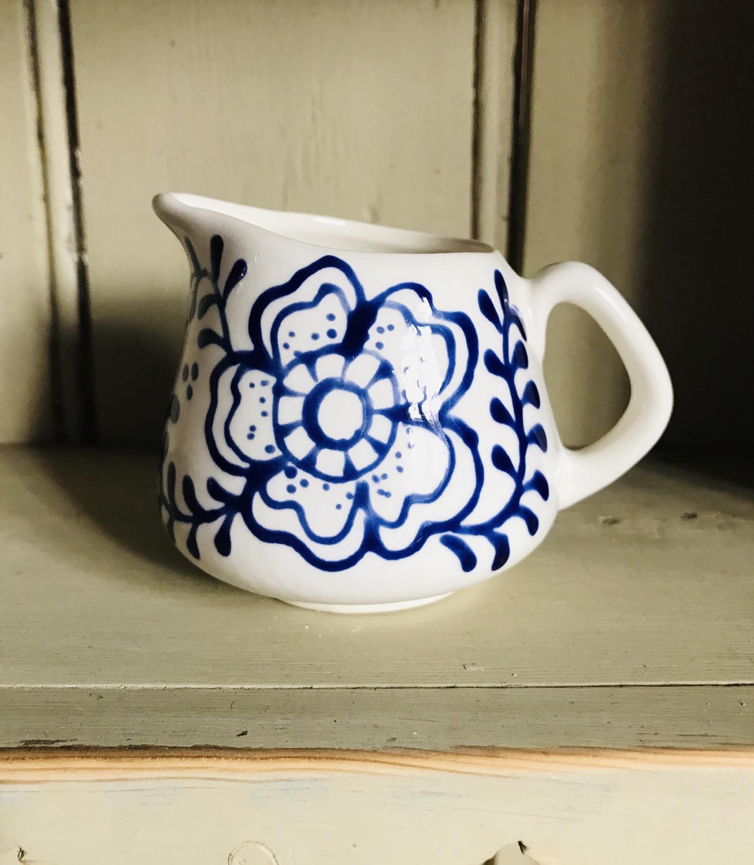 Fleurs Mini milk jug