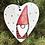 Thumbnail: Gnome Christmas decoration mixed set of 3