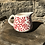 Thumbnail: Mulberry Red Mini Jug