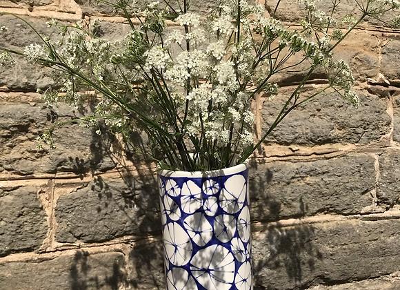 Blue Urchin Madehurst Vase