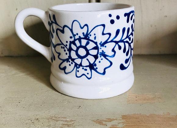 Fleurs baby mug