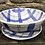 Thumbnail: Blue Tartan 21cm Supper Bowl