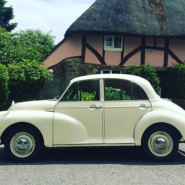 #fittleworth #morrisminor #vintage #classiccar #sussex #oldenglishwhite
