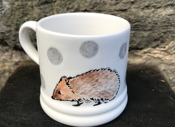 Wildlife Regular Hedgehog Mug