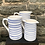Thumbnail: Blue Stripe Large Farmhouse Jug