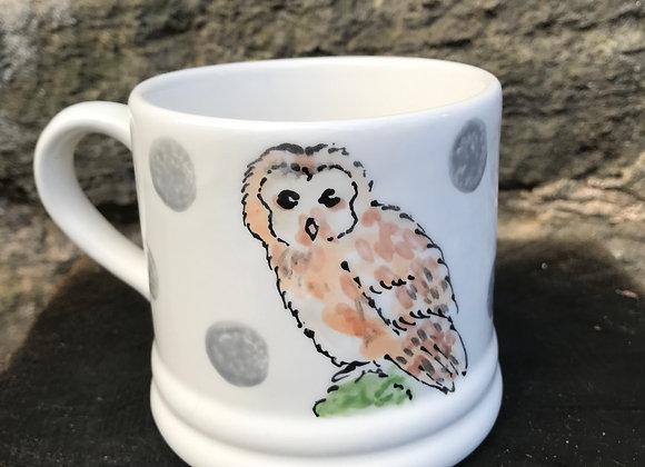 Wildlife Regular Owl Mug