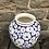 Thumbnail: Blue Urchin Arundel Vase