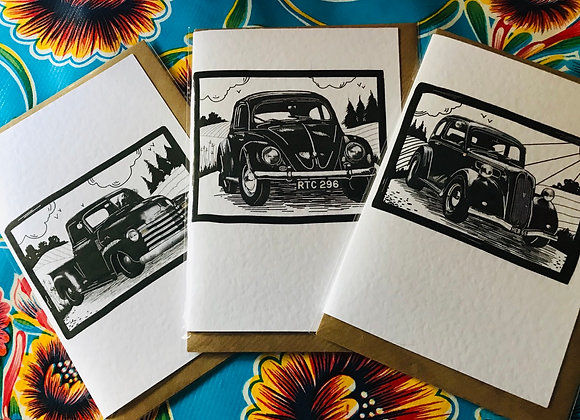 Set 2. Classic Cards