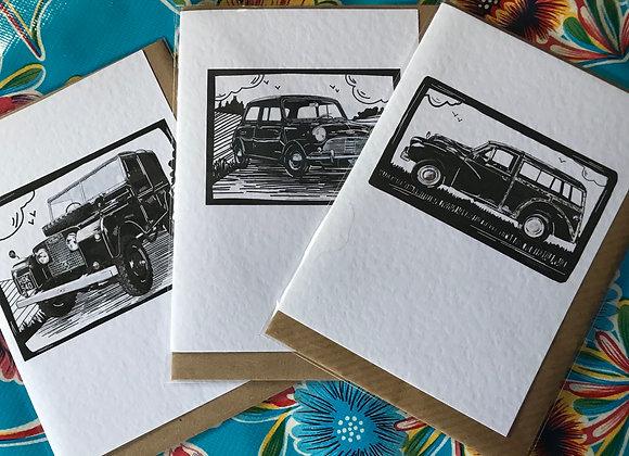 Set 1. Classic Cards