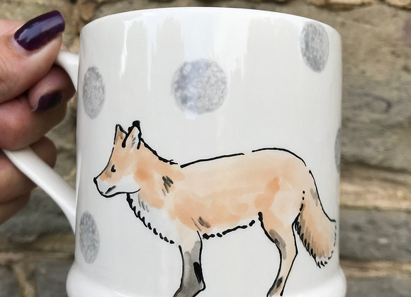 Wildlife Regular Fox Mug