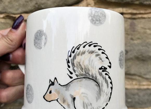 Wildlife Regular Squirrel Mug