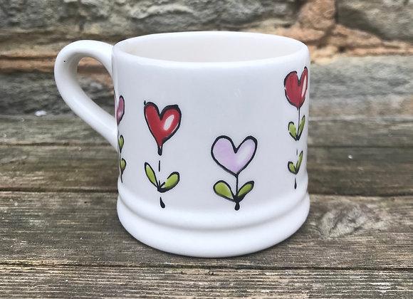 Love Grows espresso mug