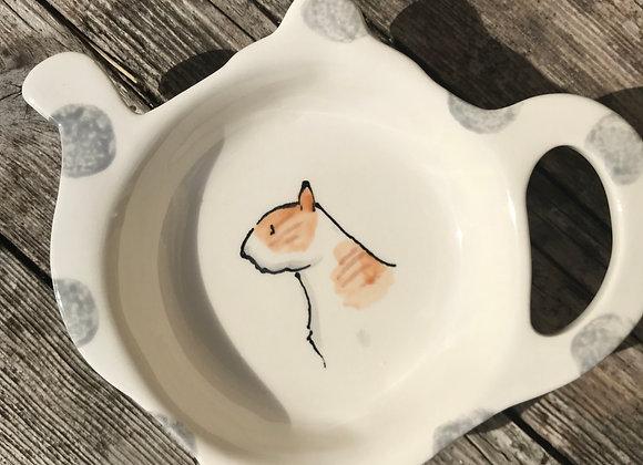 Dotty Dog Tea Bag Tidy