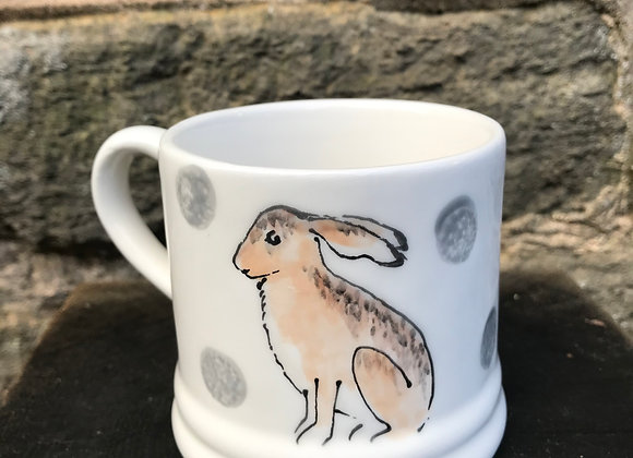 Wildlife Regular Hare Mug