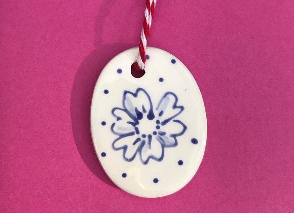 Greetings Card Fleur set of 3