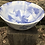 Thumbnail: Blue Strokes Serving Bowl