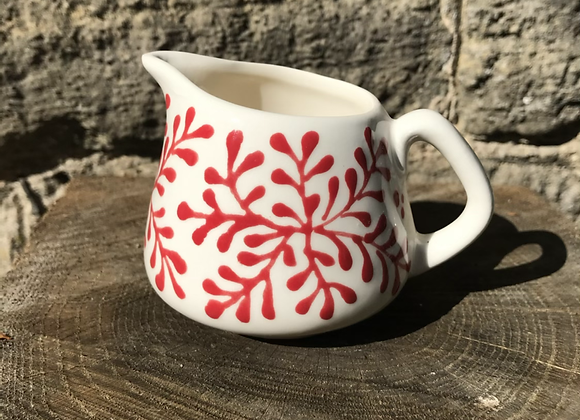 Mulberry Red Mini Jug