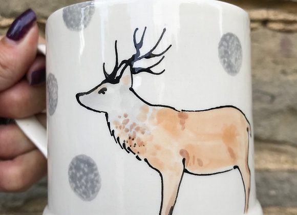 Wildlife Regular Stag Mug