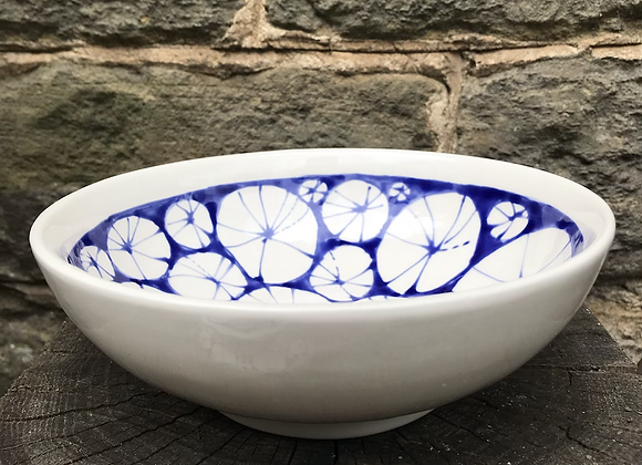 Blue Urchin Cereal Bowl