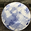 Thumbnail: Blue Strokes Coupe Side Plate