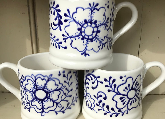 Fleurs regular mug