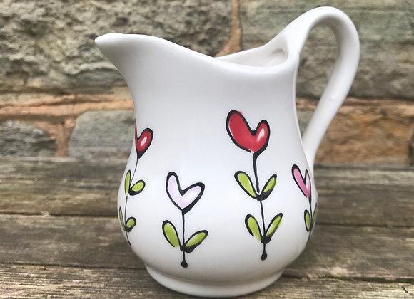 Love Grows baby curvy jug