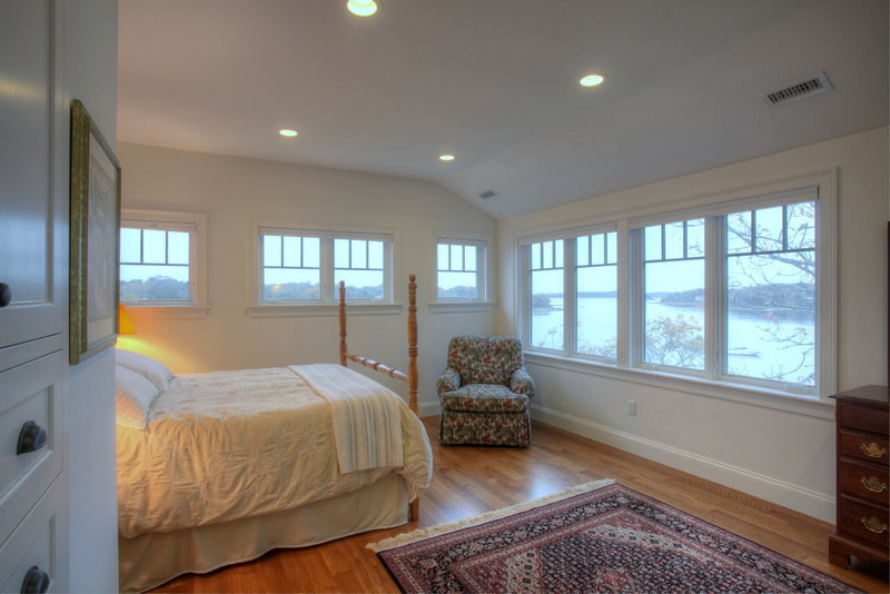 Ryders Cove, North Chatham Cape Cod Home Renovation,  bedroom remodel