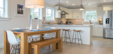 Bayberry Eastham, MA New Construction new Cape Cod kitchen