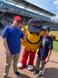 Summit Recognized at WooSox Game!