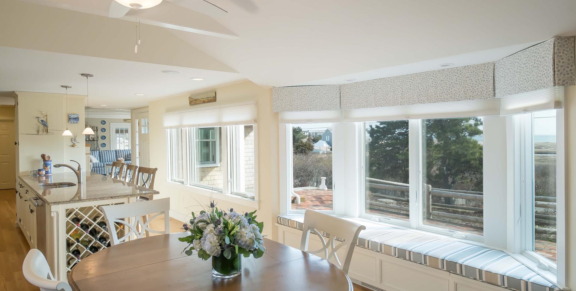 Ridgevale Beach, West Chatham, MA, Home Remodel, Cape Cod Kitchen