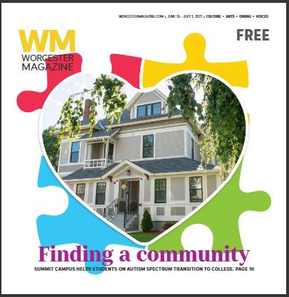 Worcester Magazine Features Summit Agency in Cover Story