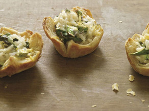 The Daily Meal Features Hollis' 7 Miniature Recipes for Your Cupcake Pan